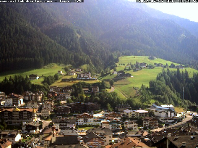 Webcam Selva di Val Gardena