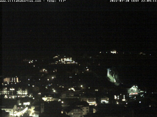 Webcams de Val Gardena